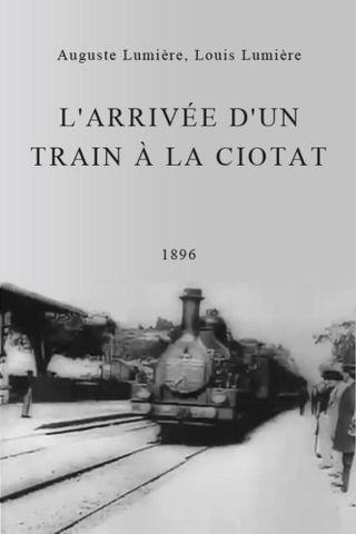 A Chegada de um Trem à Estação