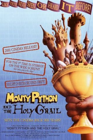Monty Phyton - Em Busca do Cálice Sagrado
