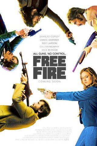 Free Fire: O Tiroteio