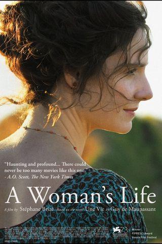 A Vida de uma Mulher