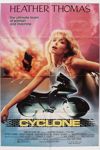 Cyclone - A Máquina Fantástica