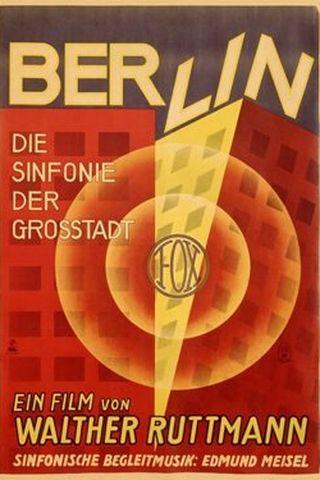 Berlim, Sinfonia de uma Metrópole
