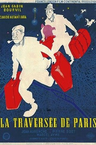 A Travessia de Paris