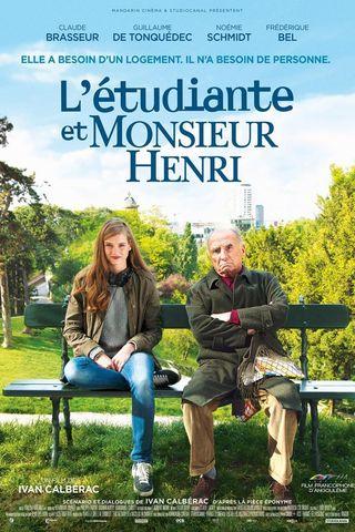 A Estudante e o Senhor Henri