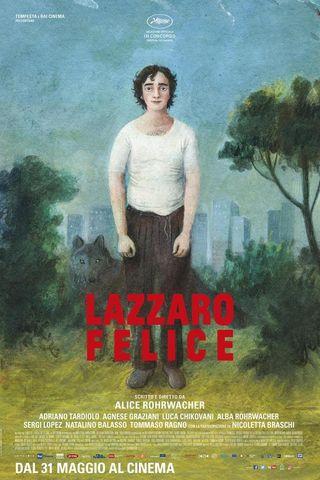 Feliz como Lázaro