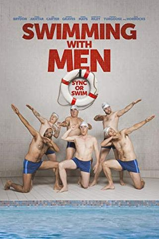 Nadando com Homens