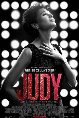 Judy: Muito Além do Arco-Íris