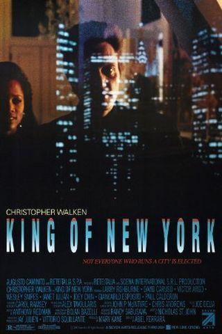 Rei de Nova York