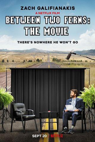 Between Two Ferns: O Filme