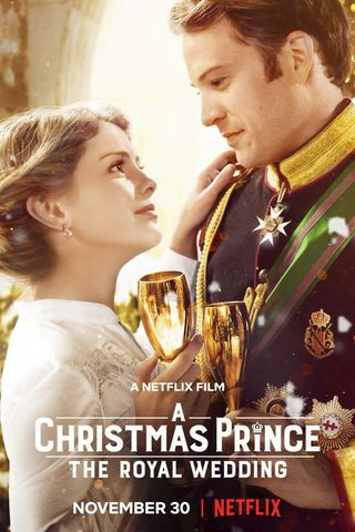 O Príncipe do Natal: O Casamento Real