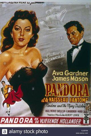Os Amores de Pandora