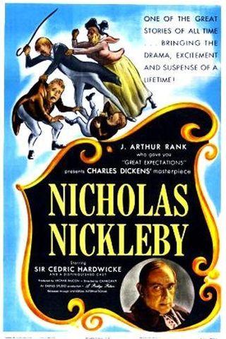 A Vida & As Aventuras de Nicholas Nickleby