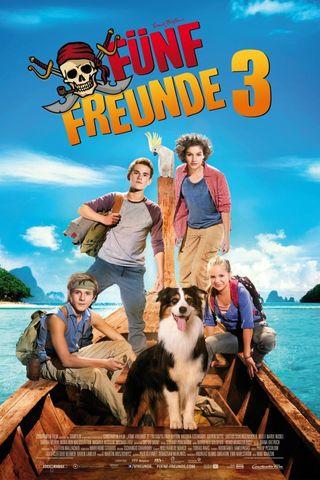 Os Cinco Amigos 3