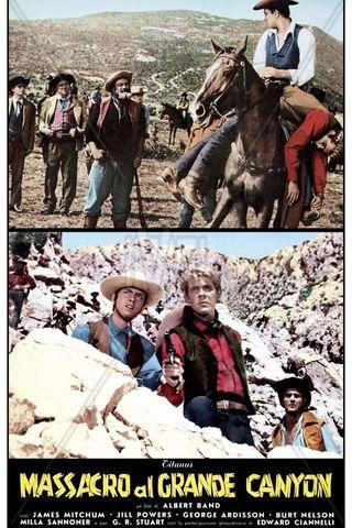 Massacre no Grand Canyon