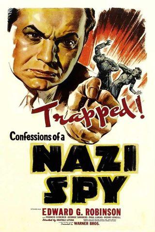 Confissões de um Espião Nazista