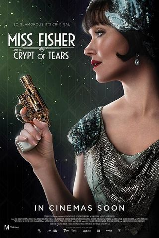 Miss Fisher and the Crypt of Tears