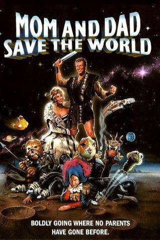 Quando Meus Pais Salvaram a Terra