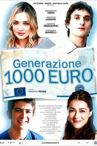 The 1000-Euro Generation