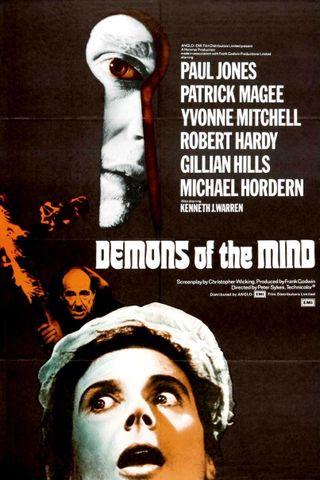 Demonios da Mente