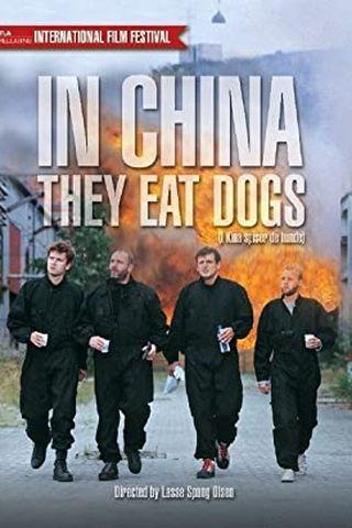 Na China Comem Cães