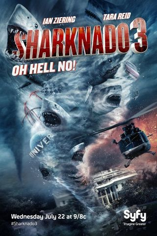 Sharknado 3: Oh, Não!
