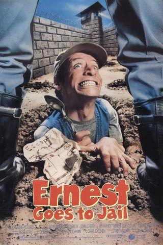 Ernest, um Trapalhão na Cadeia