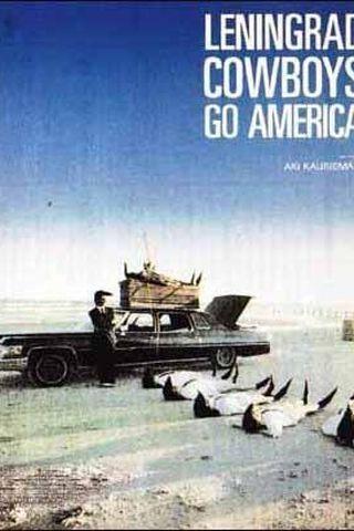 Cowboys de Leningrado Vão para a América