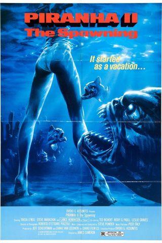 Piranhas 2: Assassinas Voadoras