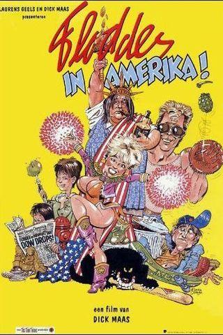 Flodder in Amerika!