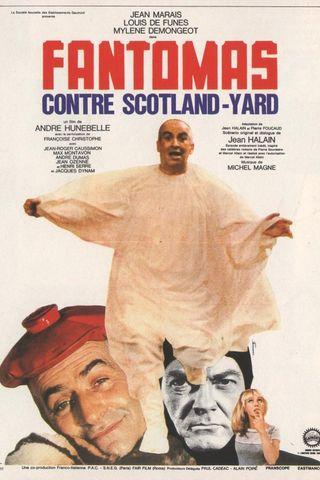 O Fantasma Contra Scotland Yard