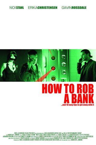 Como Roubar um Banco