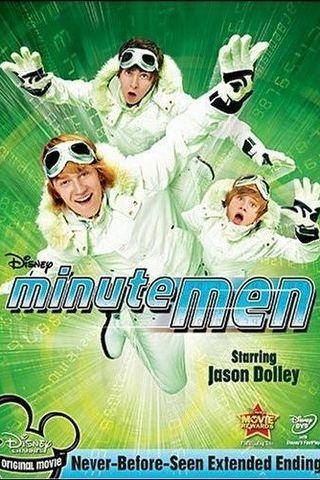 Minutemen: Viajantes do Tempo