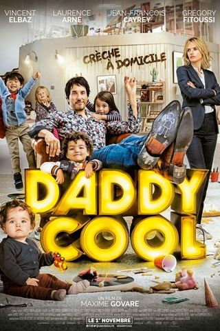 Daddy Cool: Ex em Domicílio