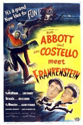 Abbott e Costello Encontram Frankenstein