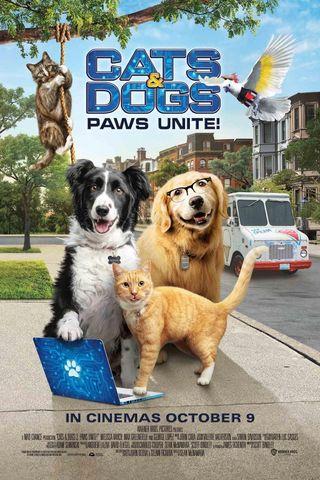 Cães e Gatos 3: Peludos Unidos!