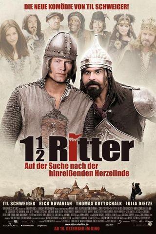 1 ½ Knights: In Search of the Ravishing Princess Herzelinde