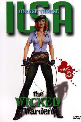 Ilsa the Wicked Warden