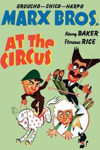 Os Irmãos Marx no Circo
