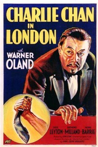 Charlie Chan em Londres