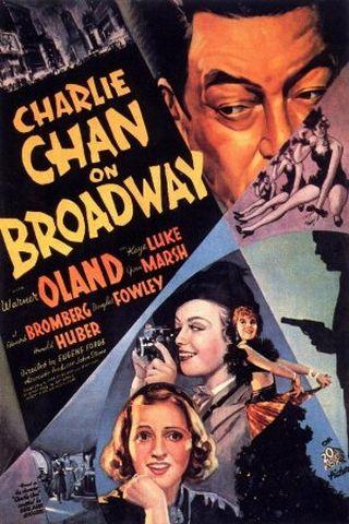 Charlie Chan na Broadway