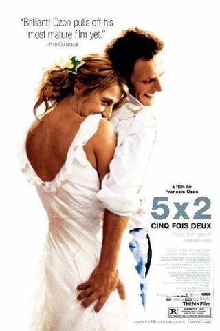 O Amor em Cinco Tempos
