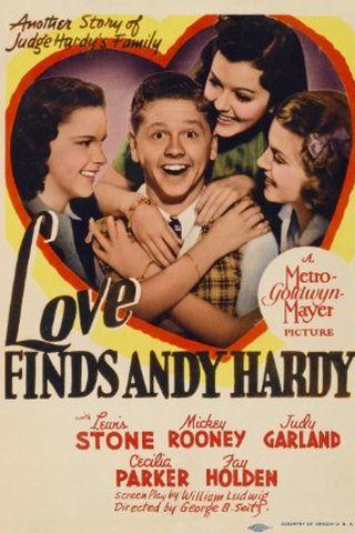 O Amor Encontra Andy Hardy