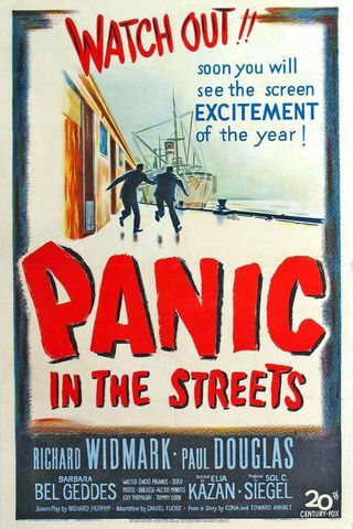 Pânico nas Ruas