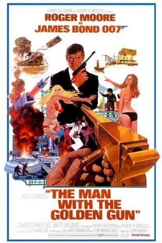 007 Contra o Homem da Pistola de Ouro