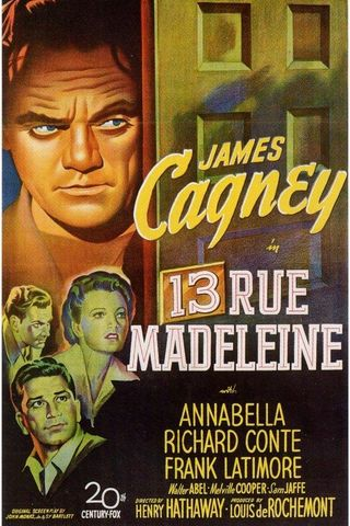 Rua Madeleine 13