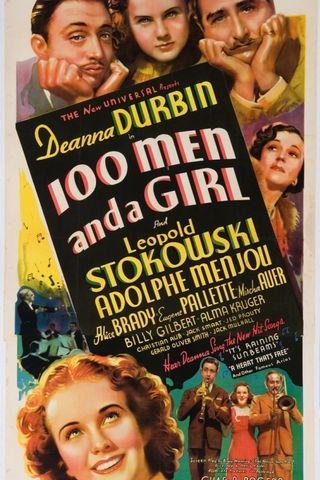 100 Homens e Uma Menina