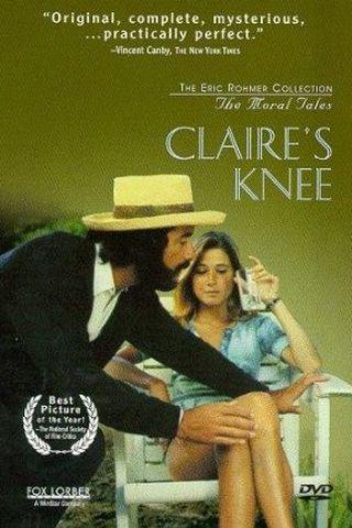 O Joelho de Claire