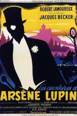 The Adventures of Arsene Lupin