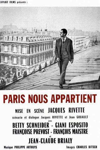 Paris Nos Pertence