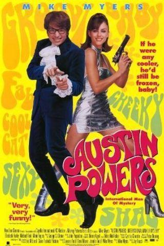 Austin Powers - 000 Um Agente Nada Discreto